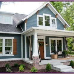 Exterior House Colour Ideas Uk 2