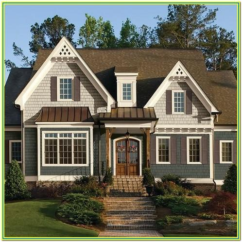 Exterior House Colour Images