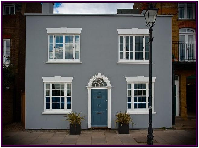 Exterior House Colours Uk