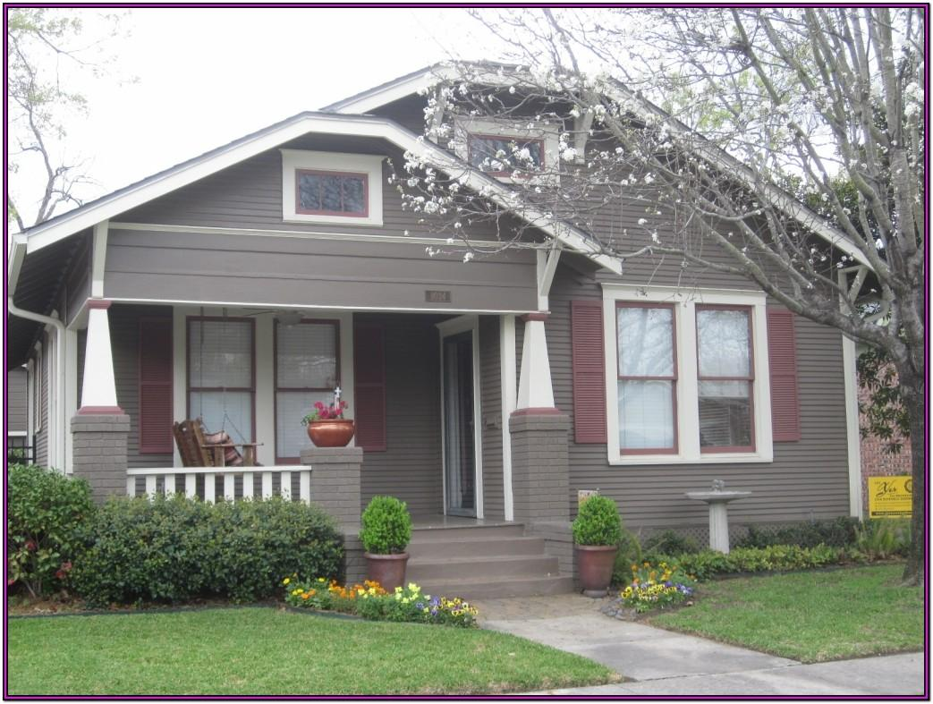 Exterior House Paint Color Designs