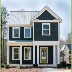 Exterior House Paint Color Gallery 1