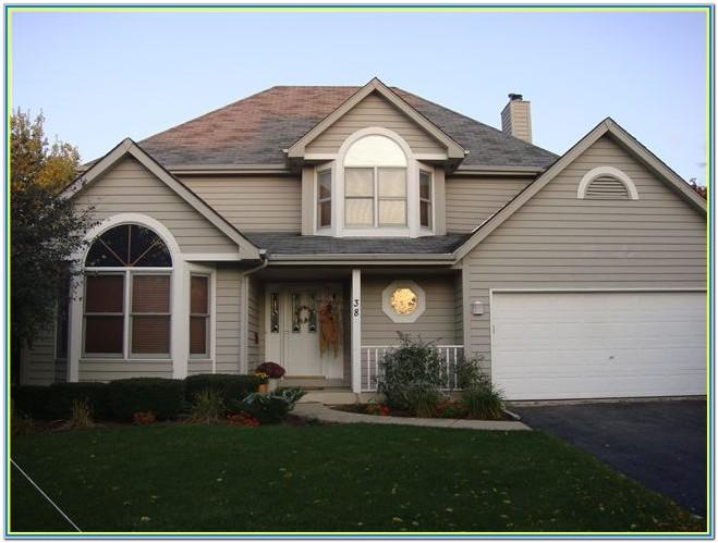 Exterior House Paint Color Gallery