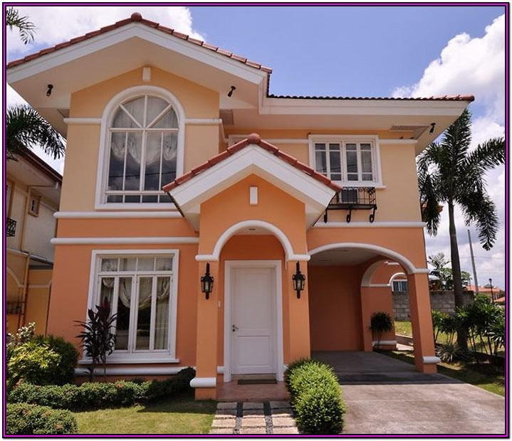 Exterior House Paint Color Ideas Philippines