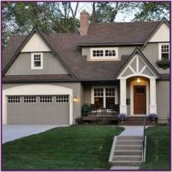 Exterior House Paint Colors Ireland 1