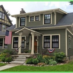 Exterior House Paint Colors Photo Gallery 2019 1