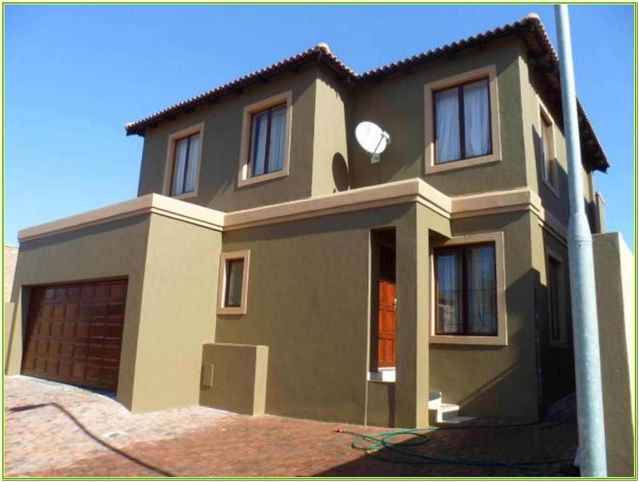 Exterior House Paint Colors South Africa