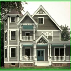 Exterior House Paint Colour Ideas Uk 1