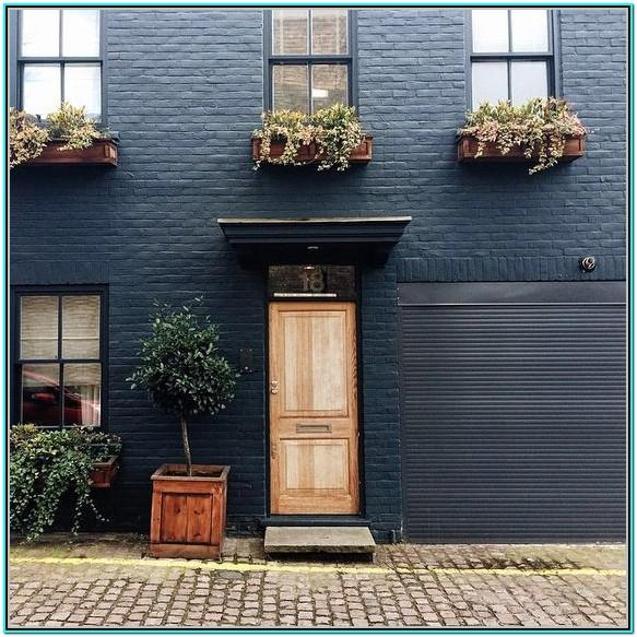 Exterior House Paint Trends 2019 Uk