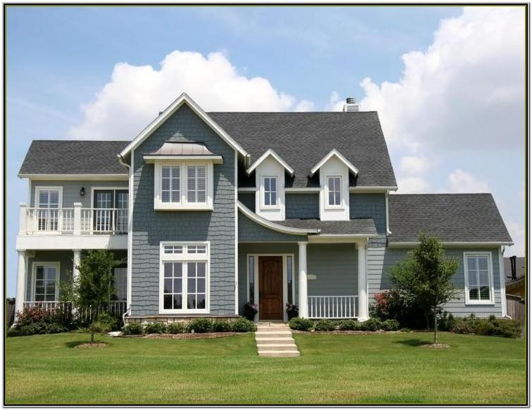 Exterior House Painting Designs Pictures