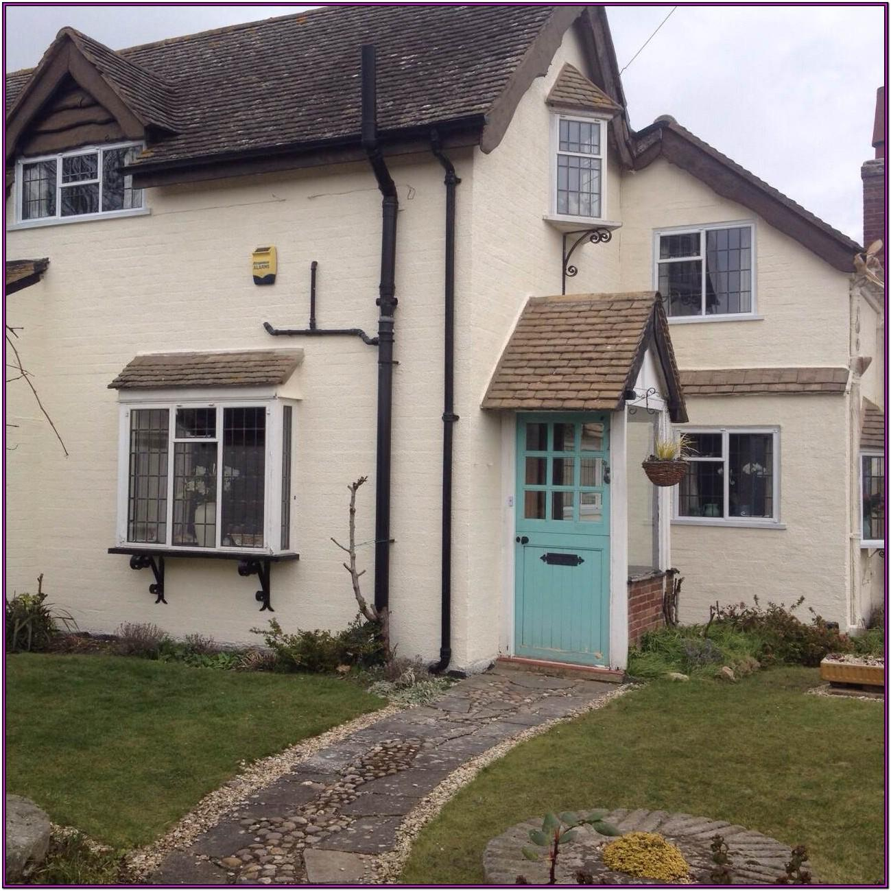 exterior house painting ideas uk