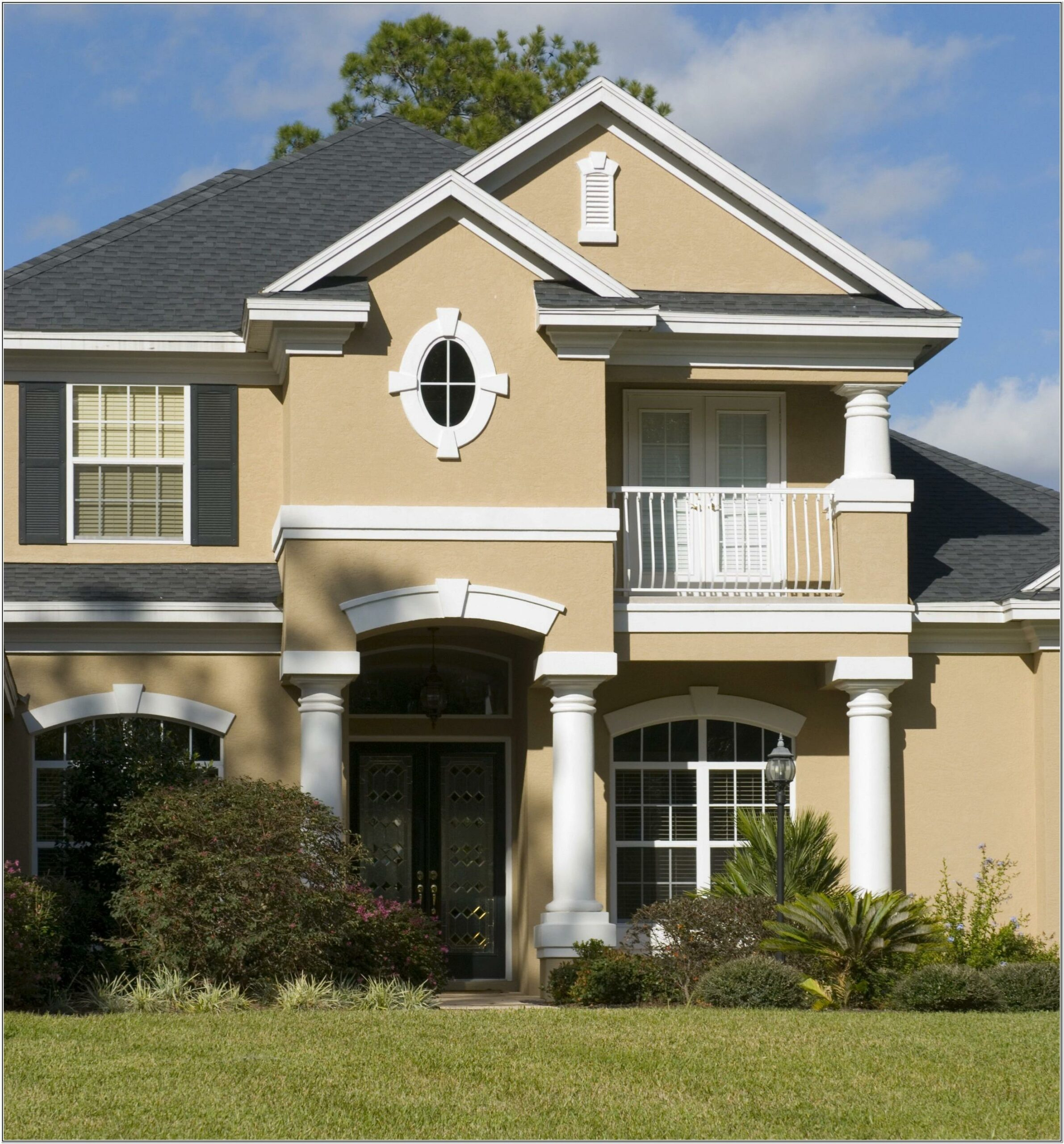 Exterior House Painting Images India