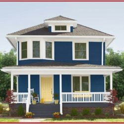Exterior Paint Color Combinations For Homes In India 3