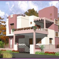 Exterior Paint Color Combinations For Indian Houses 4