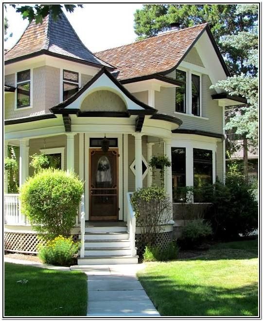 Exterior Paint Colors For Small House