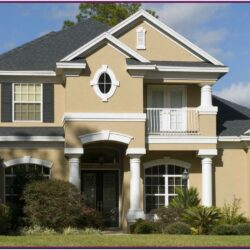 Exterior Paint Colors Ideas 1