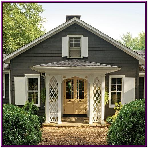 Exterior Paint Colors Shades Of White