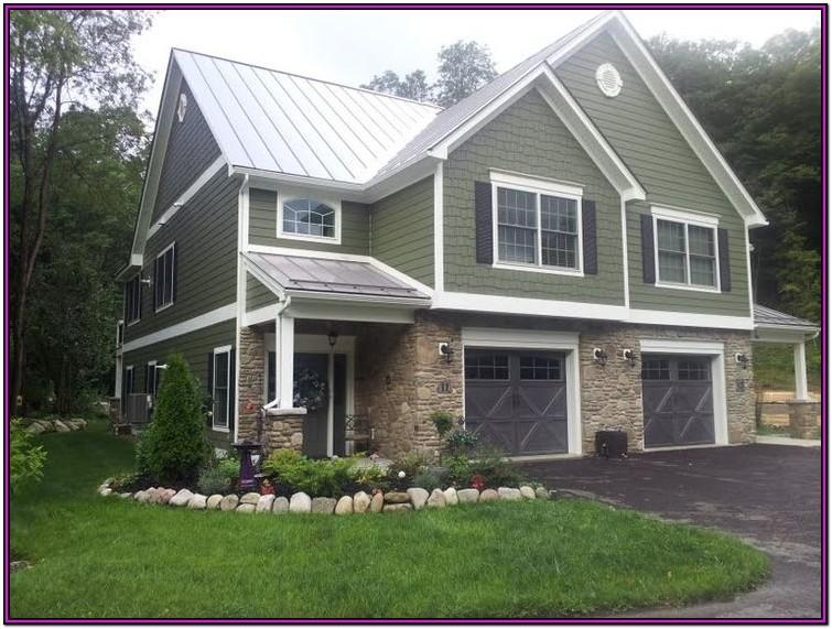 Exterior Paint Colors With Metal Roof