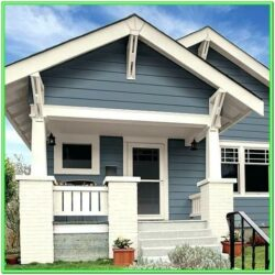 Exterior Paint Colour Combinations India 1