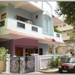 Exterior Paint Colours For Indian Houses 1