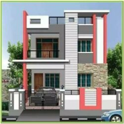 Exterior Wall Color Combinations India 1