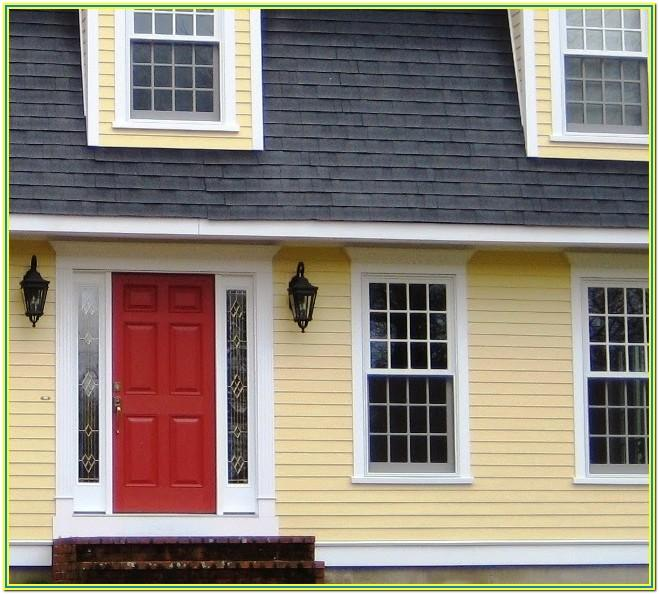Exterior Wall Color Images