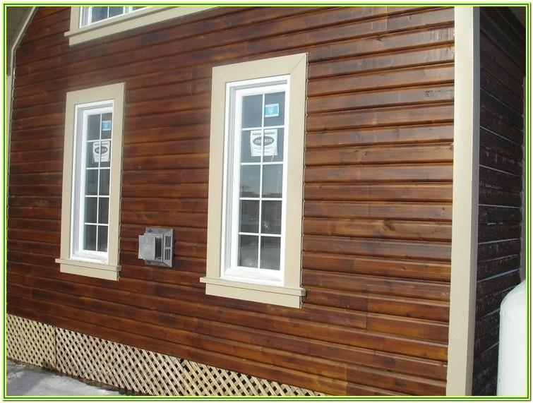 Exterior Wood Stain Colours