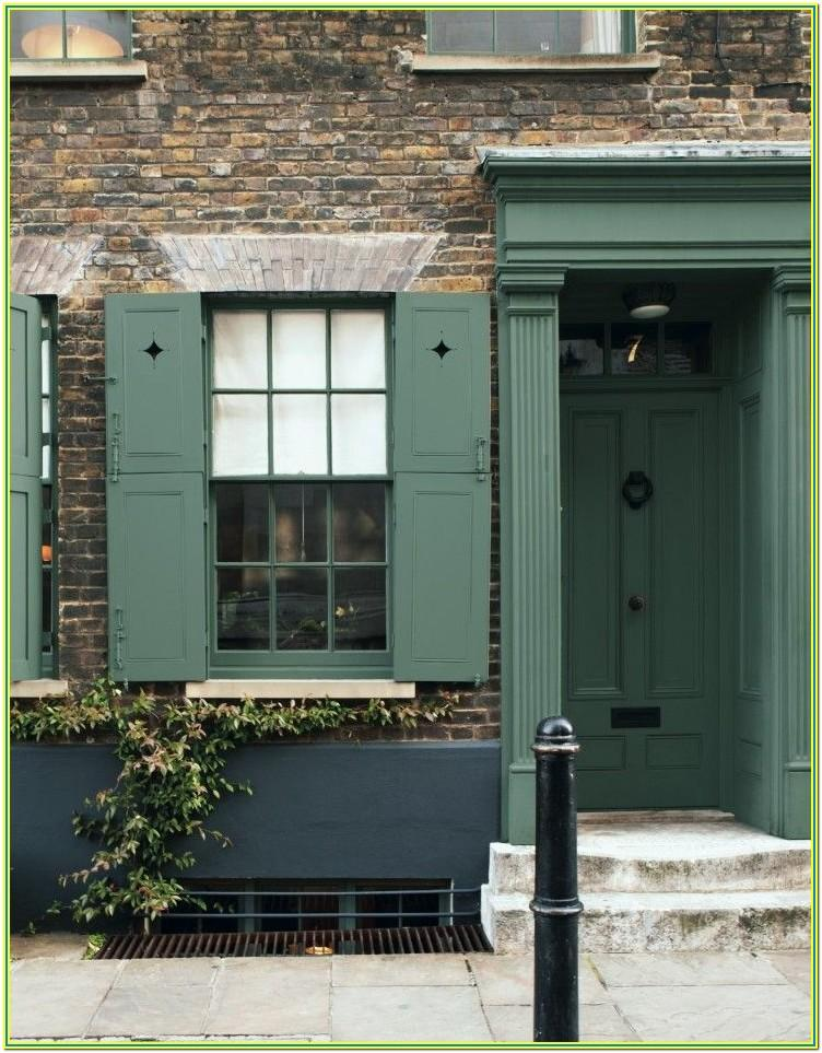 farrow and ball exterior eggshell paint colours