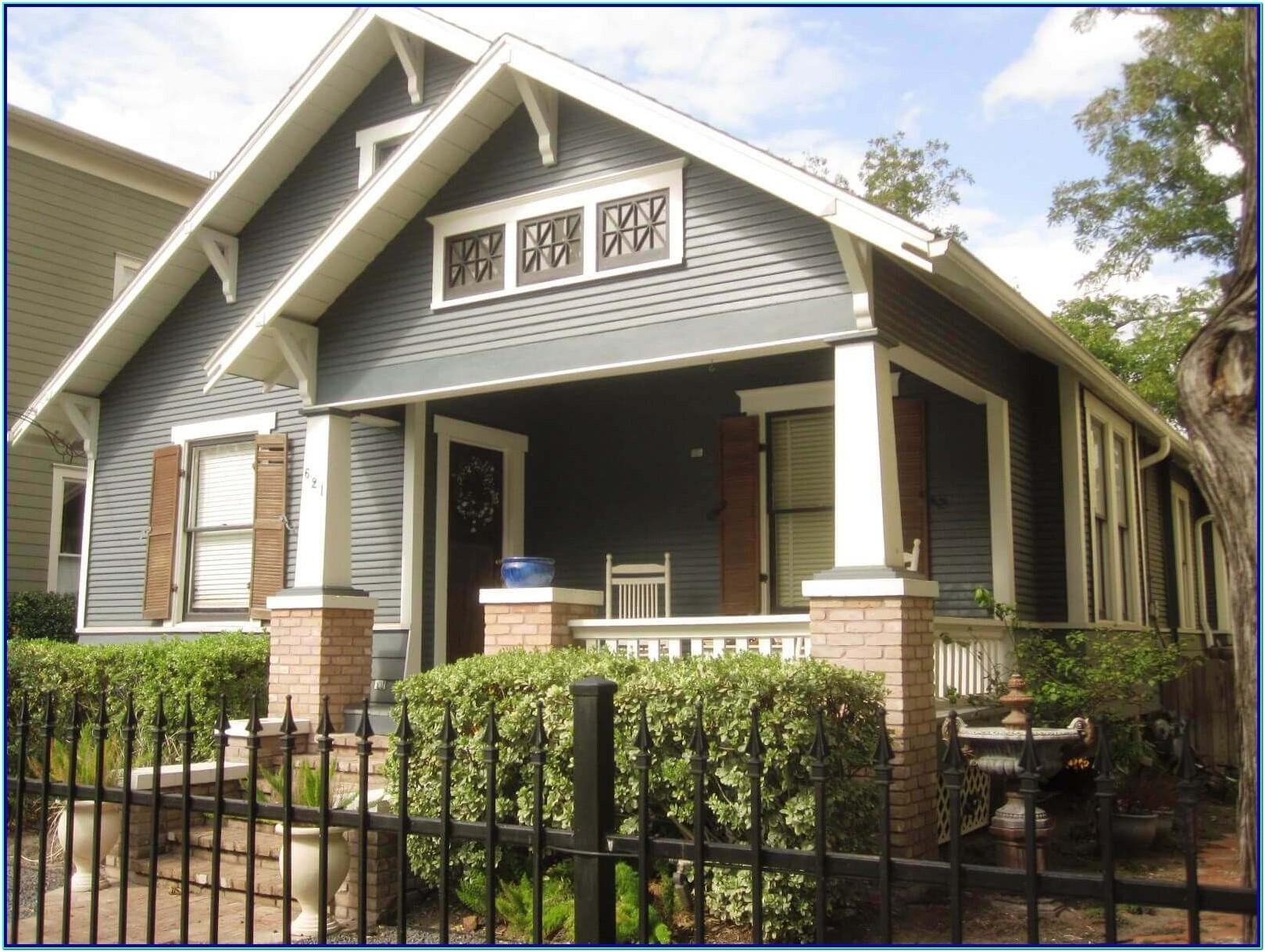 Good Color Combinations For Exterior Of House