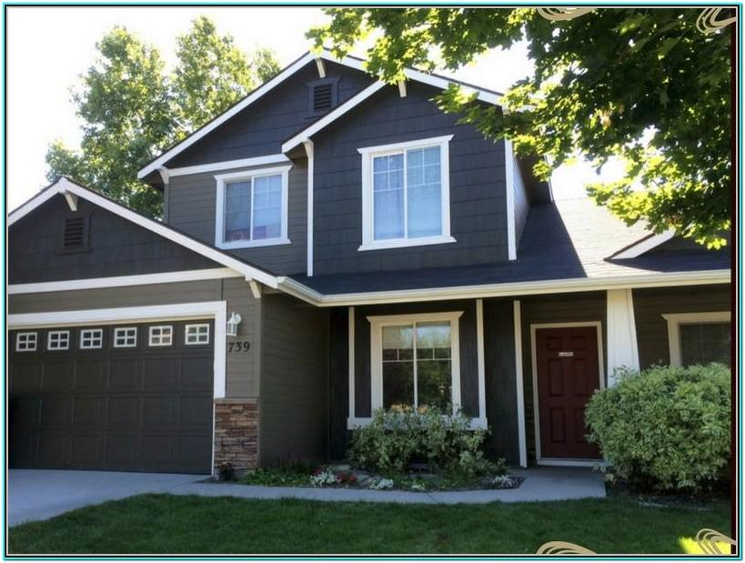 Home Exterior Paint Trends 2019