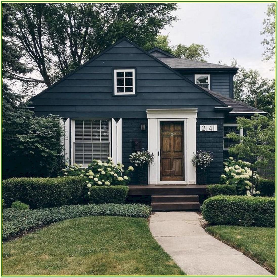house exterior colors pictures