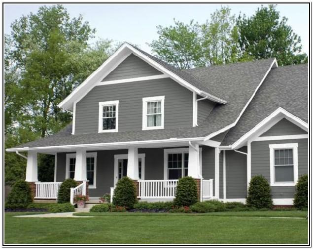 house exterior paint colour ideas