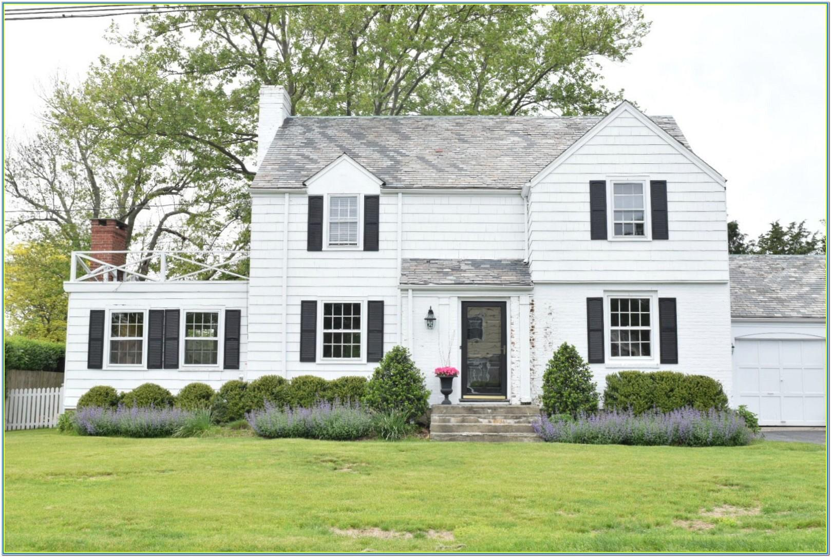 images of exterior home paint colors