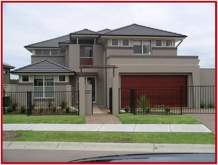 Modern Exterior Colour Schemes For Houses Australia