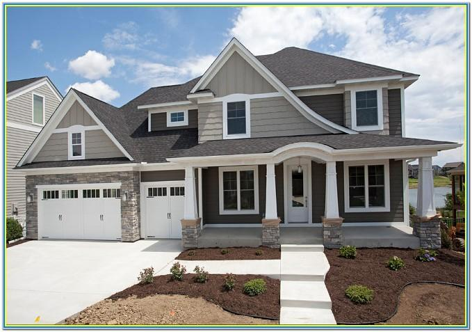 Modern Exterior House Colors Combinations