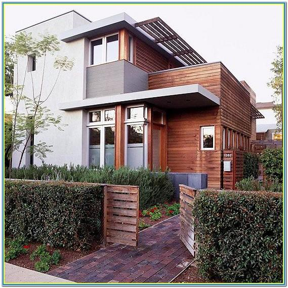 Modern Exterior House Paint Combinations