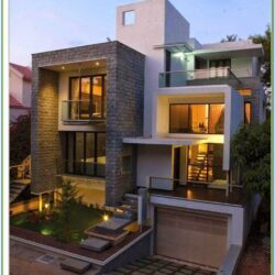 Modern Home Exterior Color Ideas 1