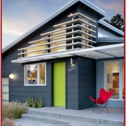 Modern Home Exterior Color Schemes 1