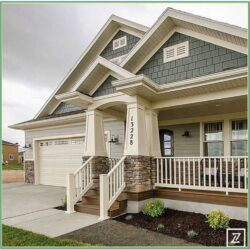 Modern Home Exterior Color Schemes 2