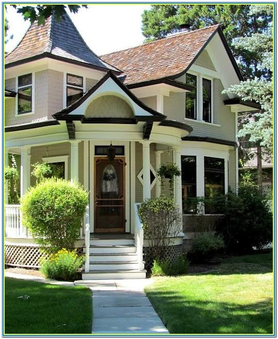 Modern House Exterior Paint Color