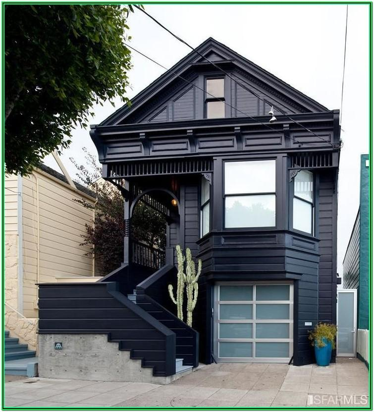Modern Victorian Exterior Paint Colors