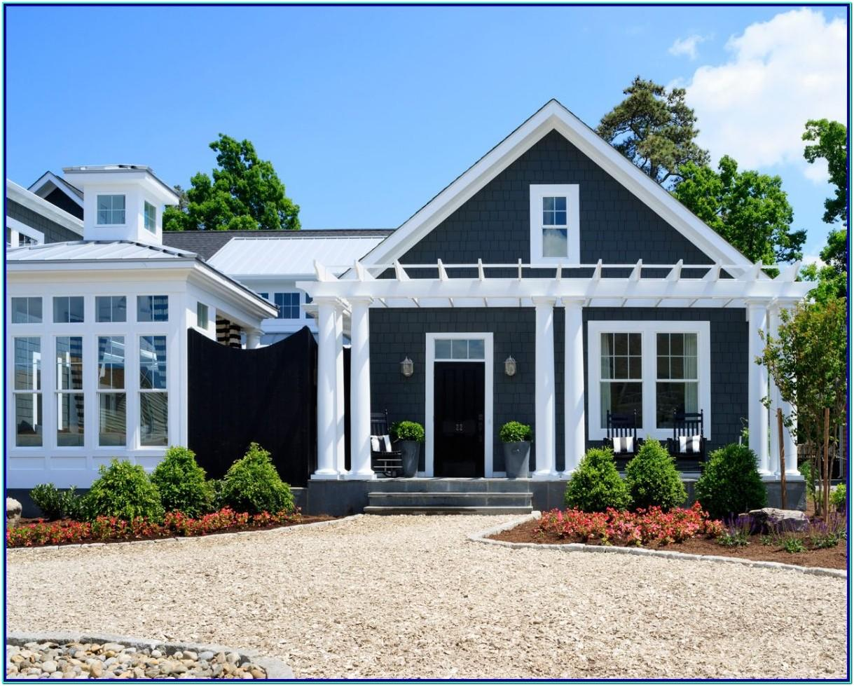 Most Popular Color For Exterior Of House
