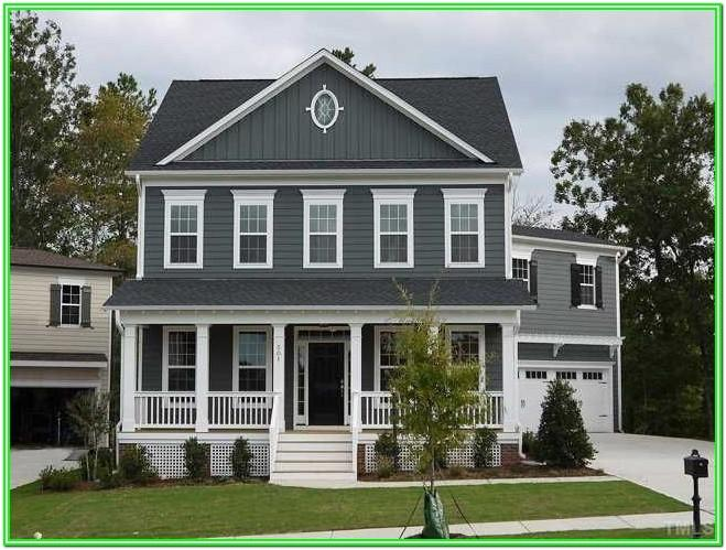 New Exterior House Colors