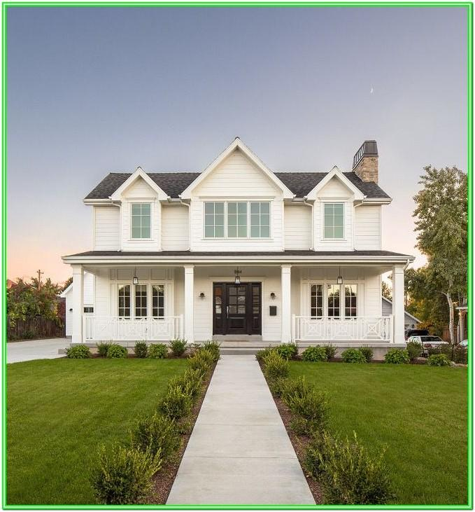 New Trends Exterior House Paint Colors