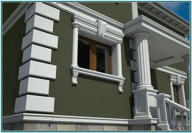 Outdoor Wall Colour Ideas