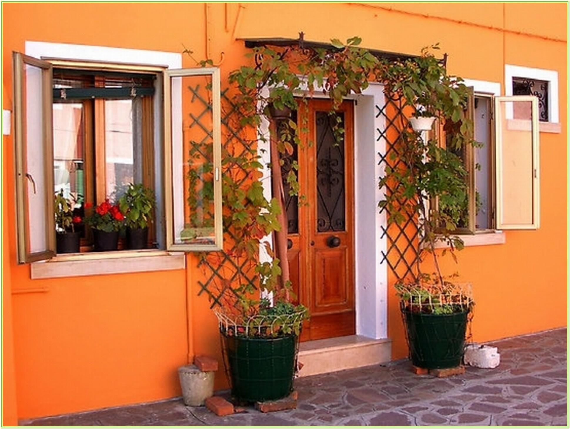 Outside Wall Paint Color