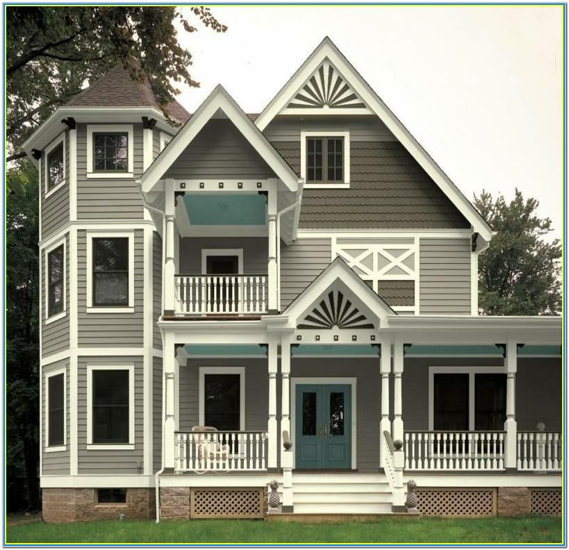 Paint Color Combinations For Exterior House