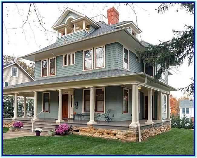 paint combinations for exterior walls