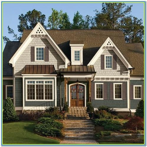 Paint For Exterior House Colors