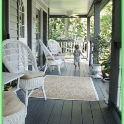 Patio Floor Paint Color Ideas 1