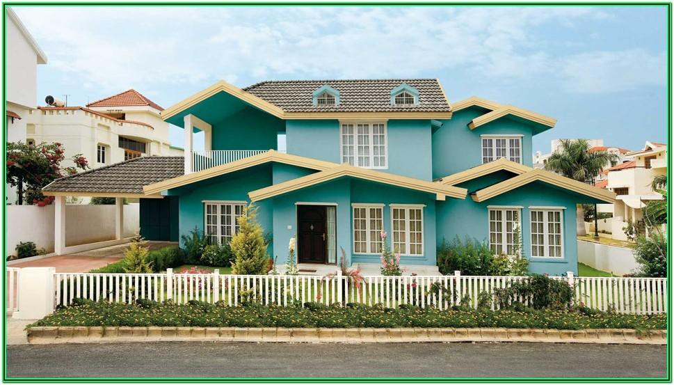 Vastu Colours For Home Exterior